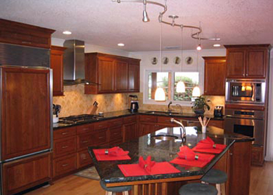 Kitchen Remodeling by Premiere Kitchens