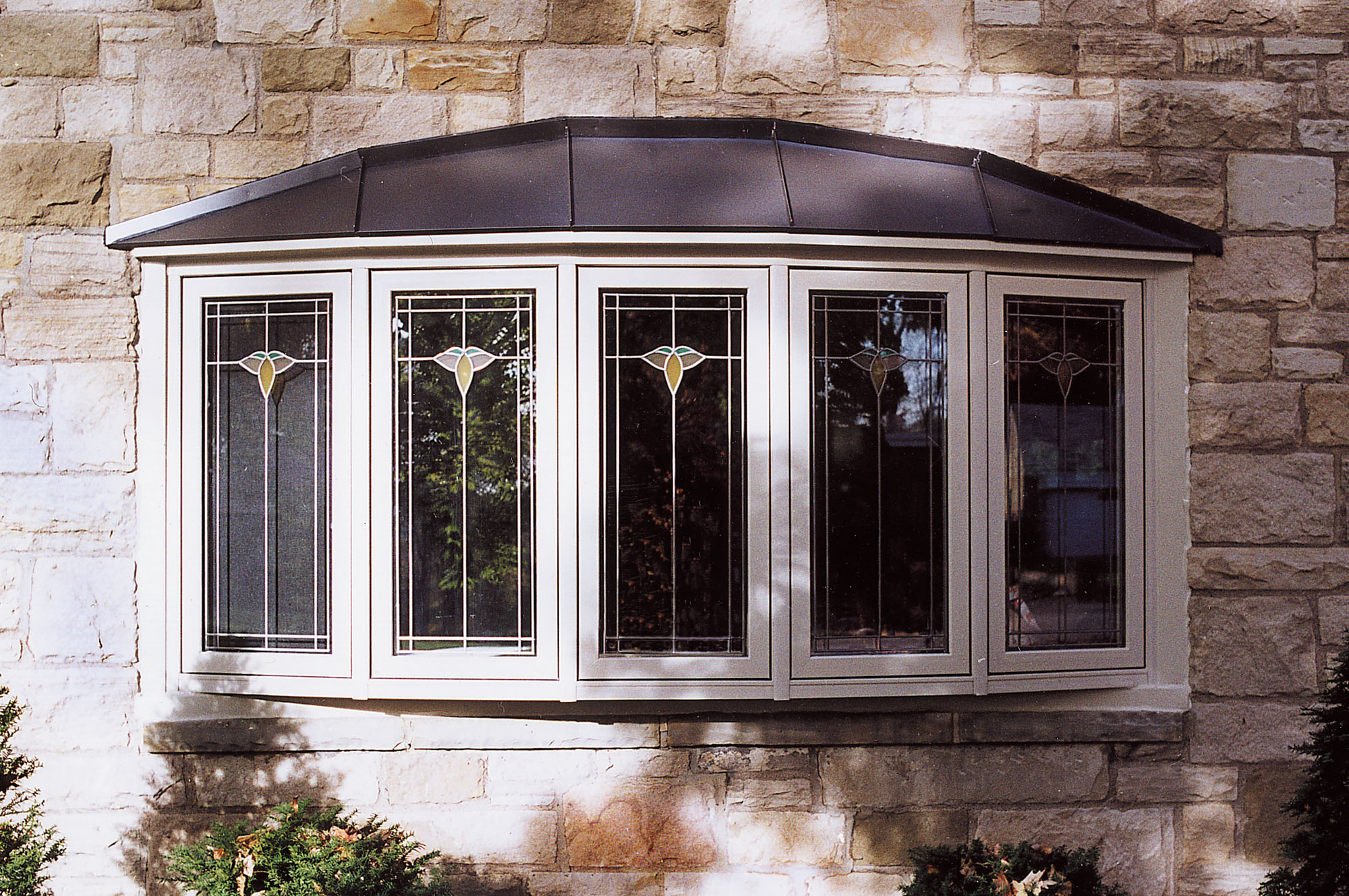 Bow windows american window industries for American window design