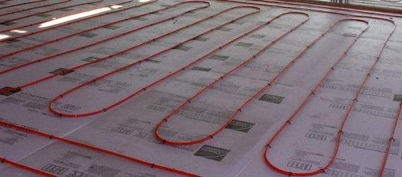 Radiant Heating In Your New Kitchen & Bath